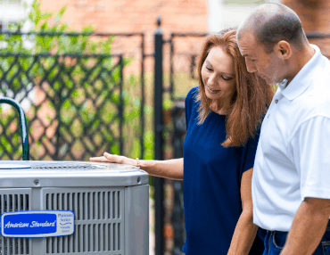 hvac installation and replace